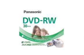 DVD-RW mini diskas Panasonic LM-RW30E