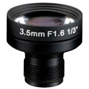 """1/3"""" Objektyvas 3,5mm. IR M12IR35D"""