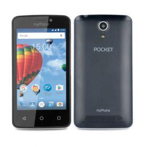 Mobilusis telefonas MyPhone Pocket black