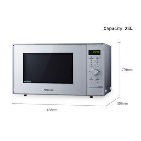 Mikrobangų krosnelė Panasonic NN-GD36HMSUG