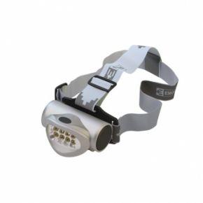 Prožektorius ant galvos 8 LED 3xAAA P3508