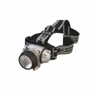 Prožektorius ant galvos 18 LED + 2 raud. LED 3xAAA P3509
