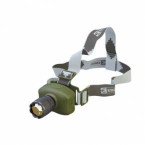 Prožektorius ant galvos 3 W Cree LED fokus. 3xAAA P3512