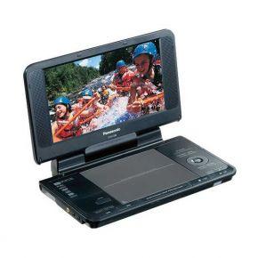 DVD grotuvas Panasonic DVD-LS86