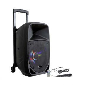 Bluetooth kolonėlė Party PARTY-8LED nešiojama su akumuliatoriumi