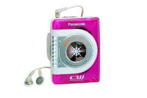 Ausinukas Panasonic RQ-CW03EG