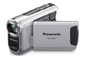 Vaizdo kamera Panasonic SDR-SW21EP-S
