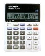 Skaičiuotuvas Sharp EL-410M, 14 skaičių