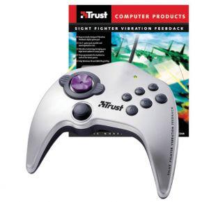 Žaidimų pultas Trust Sight Fighter Vibration Feedback
