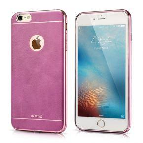 3D nugarėlė, purpurinė (iPhone 6/6s)