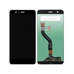 Ekranas Huawei P10 lite (juodas) ORG