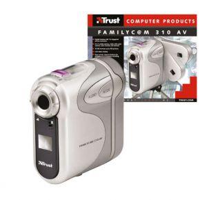 Internetinė kamera Trust FamilyC@M 310 AV web