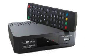 Imtuvas TV STAR T2 516 HD USB PVR TV priedėlis