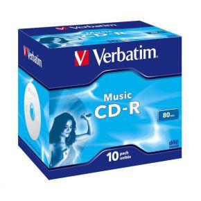 Diskai Verbatim CD-R 80 Music