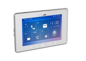 10 colių IP domofono monitorius su WIFI,10 col. su kam.1024x600,Micro SD kort. prievadas, PoE