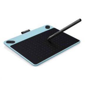Grafinė planšetė Wacom CTL-490DB-N Intuos Draw Blue Pen S
