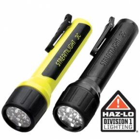 Rankinis prožektorius Streamlight Propolymer LED Atex 3 x C
