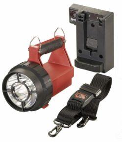 Įkraunamas rankinis LED prožektorius Streamlight Fire Vulcan Atex X44753