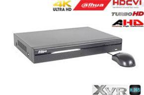 Pentabrid  įrašymo įrenginys 32kam. HDCVI/AHD/TVI/CVBS/IP 4M-N 15fps (non-realtime), analog. 960H 25