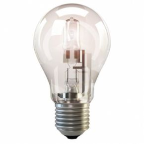 Halogeninė lemputė Eco E27 70W (98W)